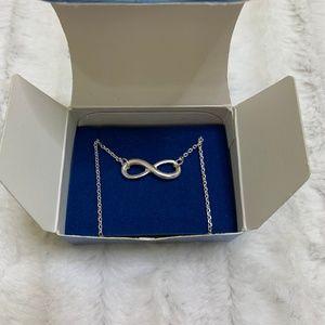 Avon Empowerment Infinity Pendant Necklace